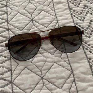 🕶 Ralph Lauren Polarized Aviator Sunglasses